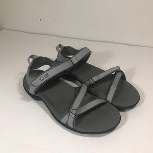Teva verra sandals grey